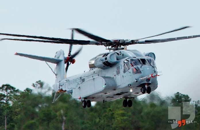 Sikorsky CH-53K King Stallion. CC0