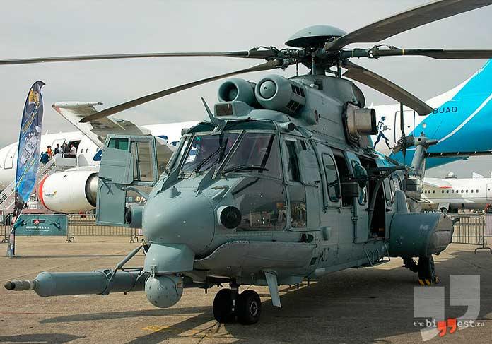 Eurocopter EC-725 Cougar MkII. CC0