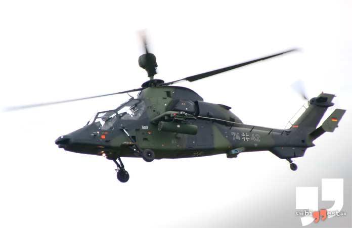 Eurocopter Tiger UHT. CC0