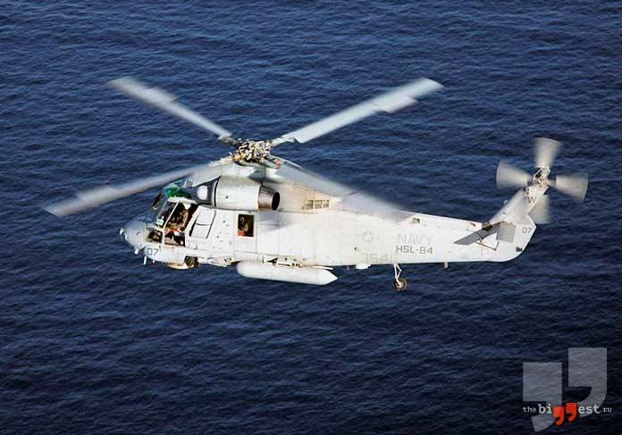 Kaman SH-2G Super Seasprite. CC0