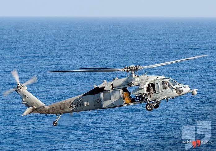 Sikorsky MH-60S Seahawk. CC0