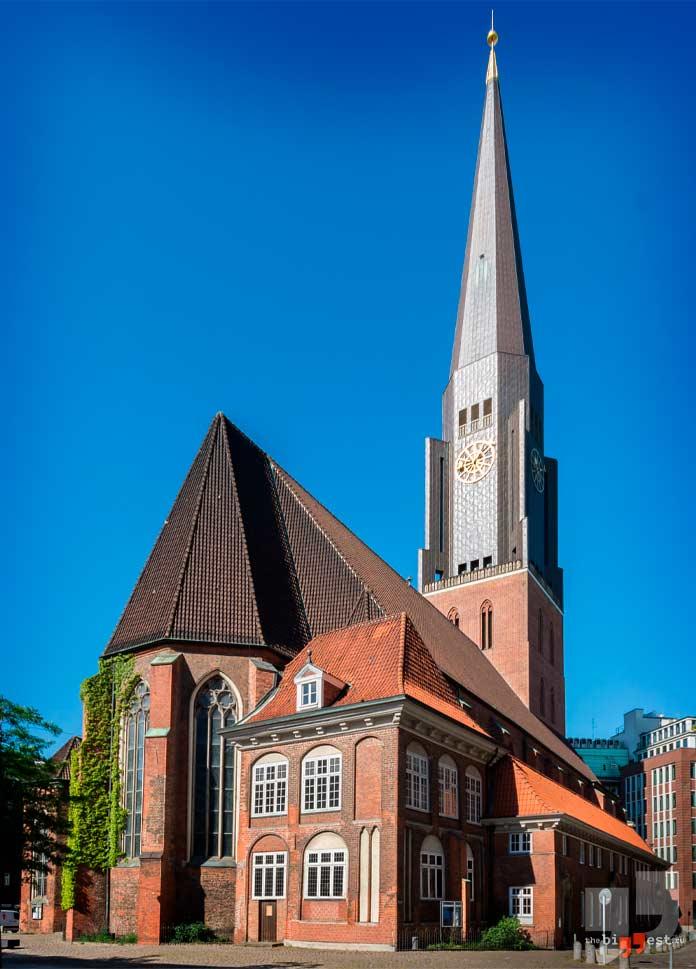 высокие христианские храмы: Церковь Святого Якова