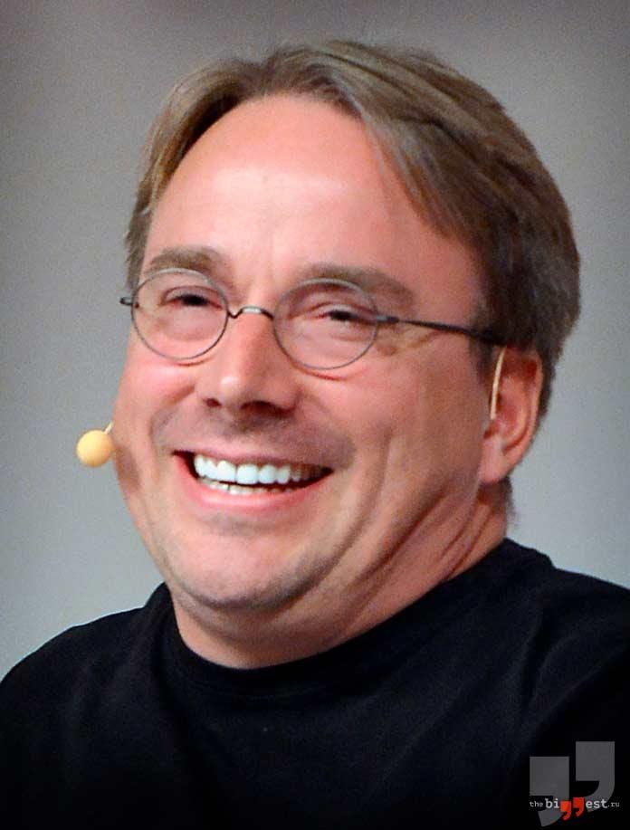 Самые выдающиеся программисты: Линус Торвальдс