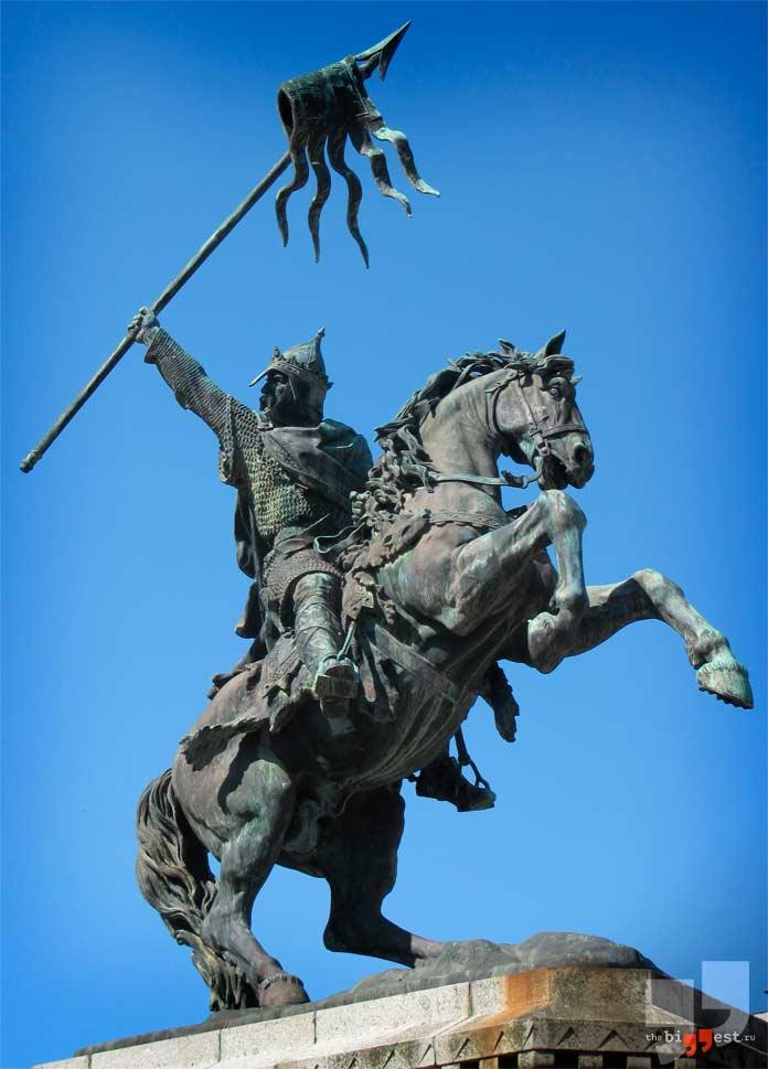 Памятник Вильгельму. CC0