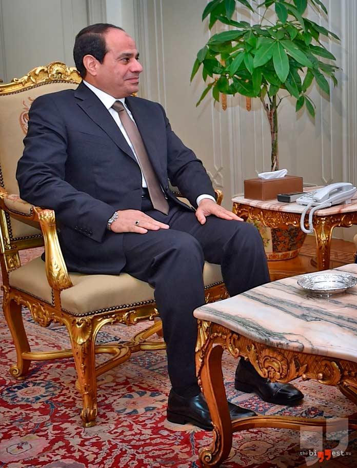 Абдул-Фаттах Халил сделал обнуление президентских сроков. CC0