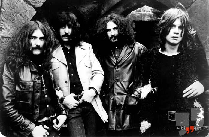 Black Sabbath. CC0