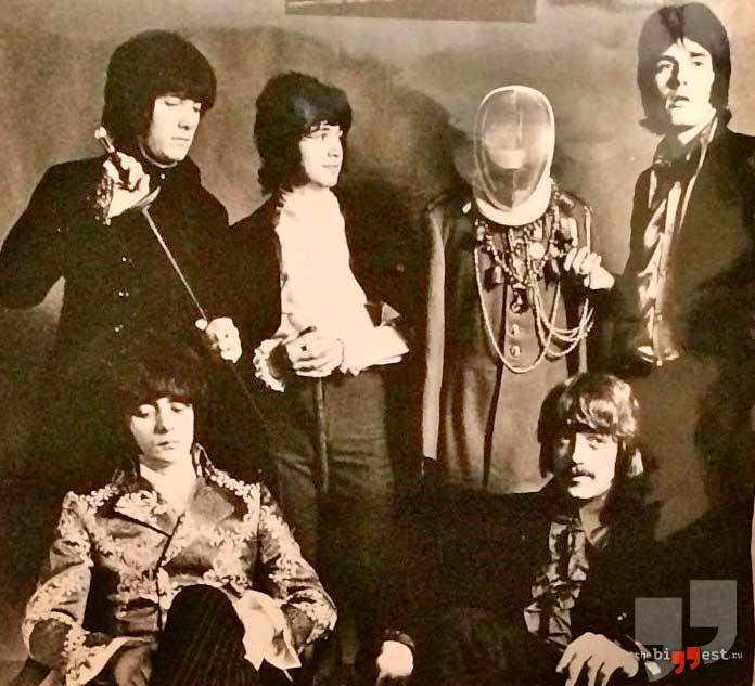 Deep Purple. CC0
