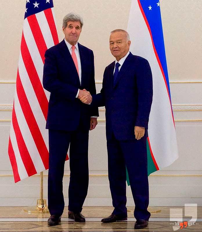 Ислам Каримов провёл обнуление президентских сроков. CC0