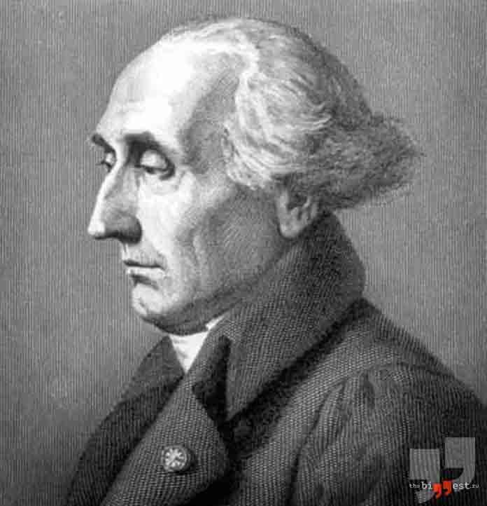 Жозеф Луи Лагранж. CC0
