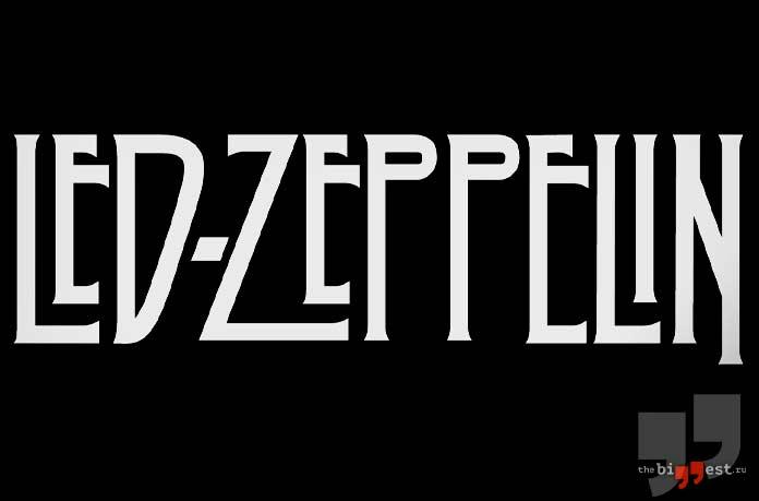 самые известные рок-группы: Led Zeppelin. CC0
