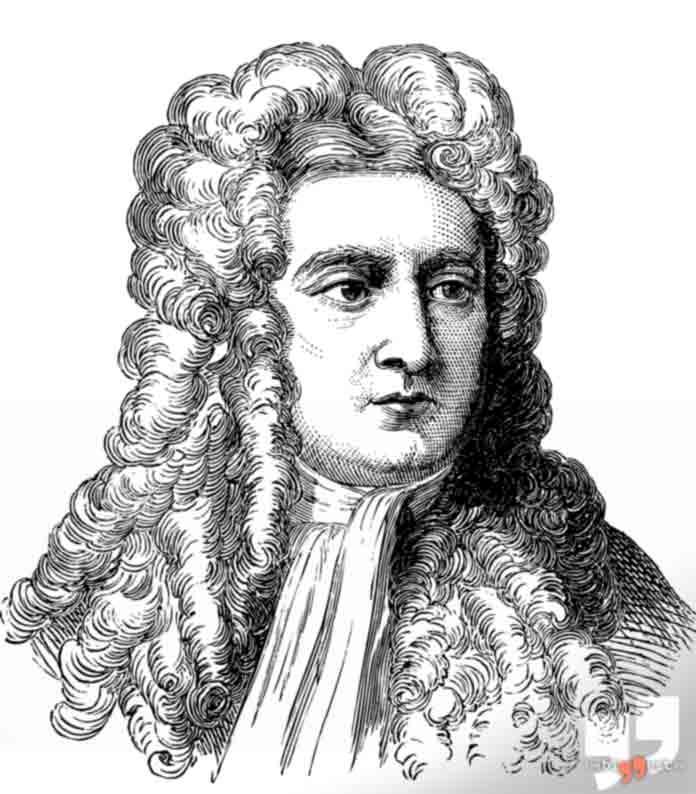 Исаак Ньютон. CC0