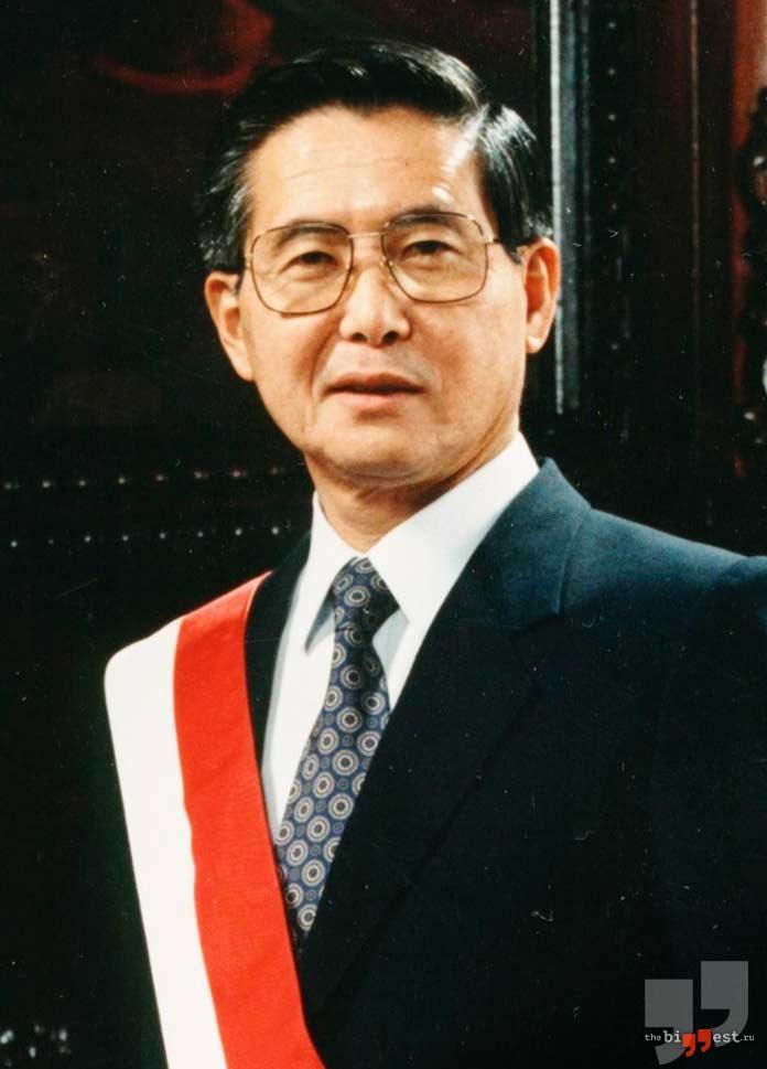 Альберто Фухимори. CC0