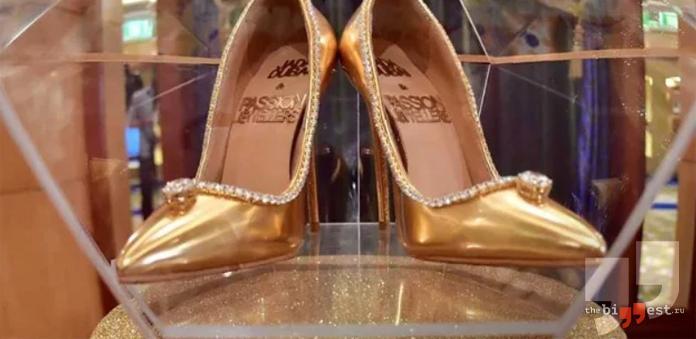 Роскошные туфли