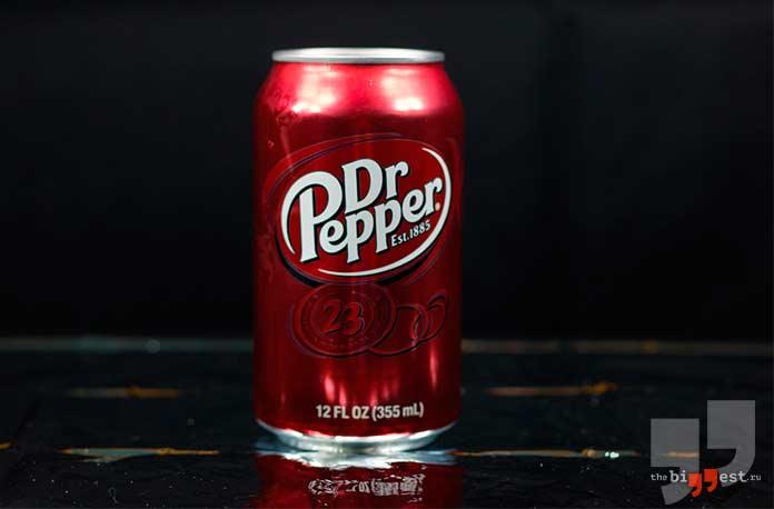 Напиток Dr Pepper.cc0
