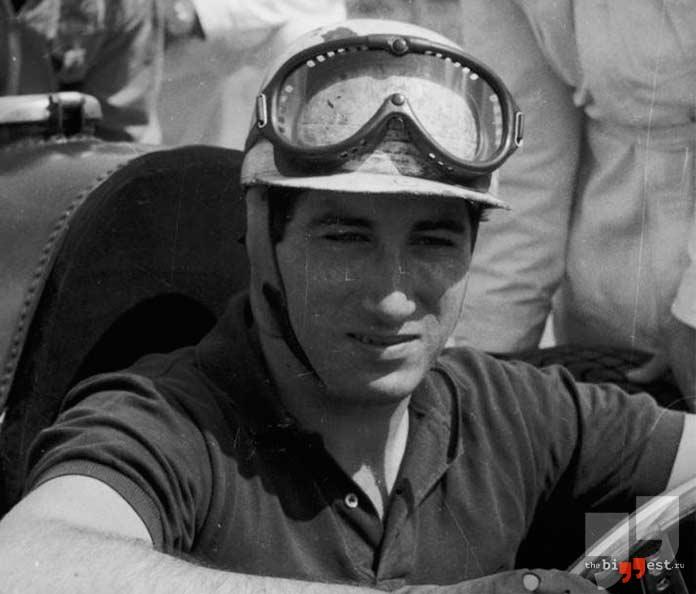 10 гонщиков, погибших на гонках: Альфонцо де Портаго. cc0