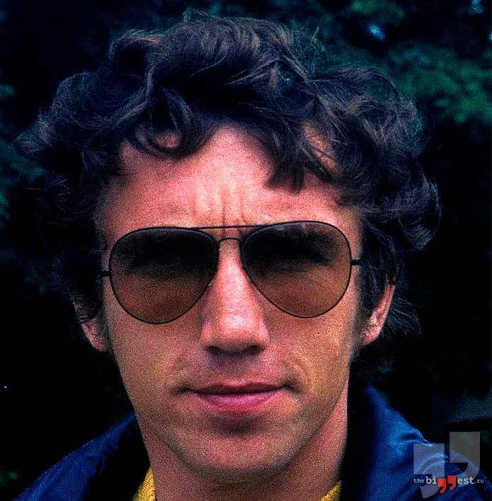 Известные гонщики, которые погибли во время автогонок: Рольф Штоммелен