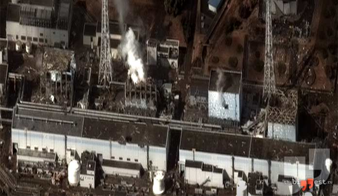Самые радиоактивные места планеты: Фукусима