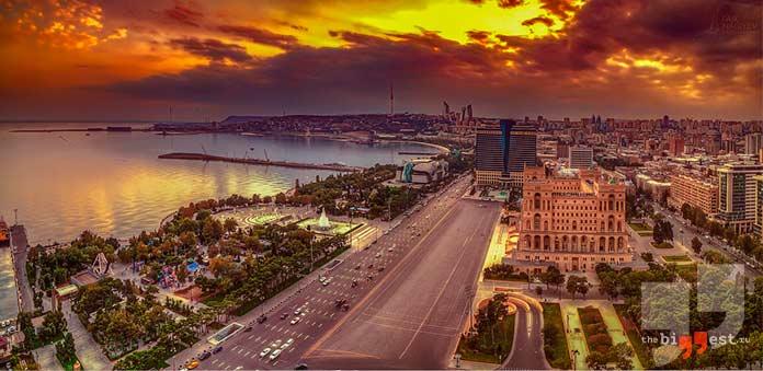Азербайджан. Баку. cc0