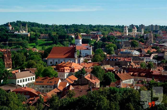 Литва. Какие бывшие республики СССР имеют самый высокий индекс жизни. cc0