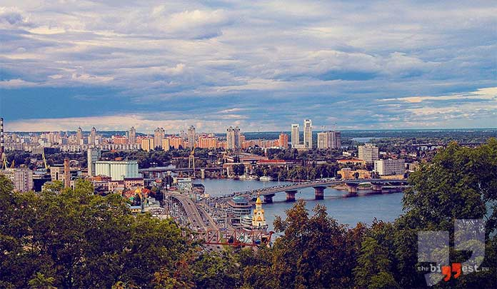 Какие бывшие республики СССР имеют самый высокий индекс жизни. Украина. cc0