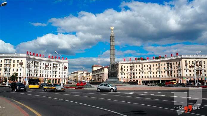 Беларусь. Какие бывшие республики СССР имеют самый высокий индекс жизни. cc0
