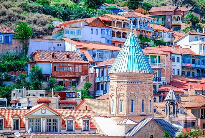 Тбилиси. Грузия. cc0