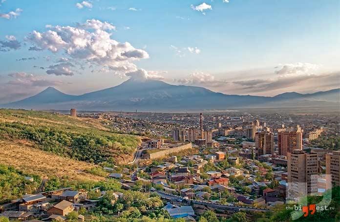 Армения. Какие бывшие республики СССР имеют самый высокий индекс жизни. cc0