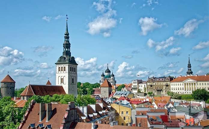 Бывшие республики СССР: Эстония. cc0
