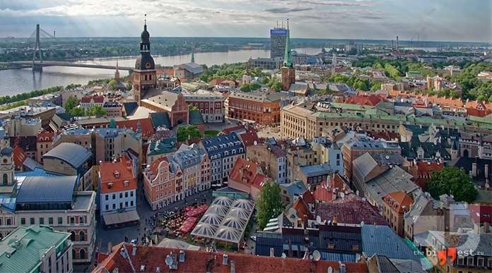 Латвия. Какие бывшие республики СССР имеют самый высокий индекс жизни. cc0