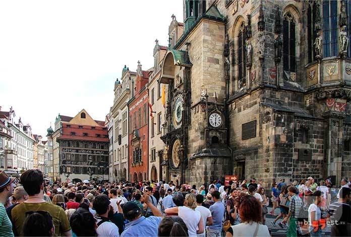 Список стран, в которых живут самые высокие люди: Чехия. cc0