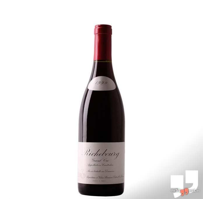 Популярные винные бренды: Domaine Leroy