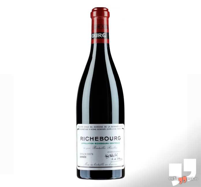 Популярные винные бренды: Richebourg