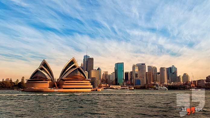 Австралия - одна из стран с большим количеством природных ресурсов. сс0