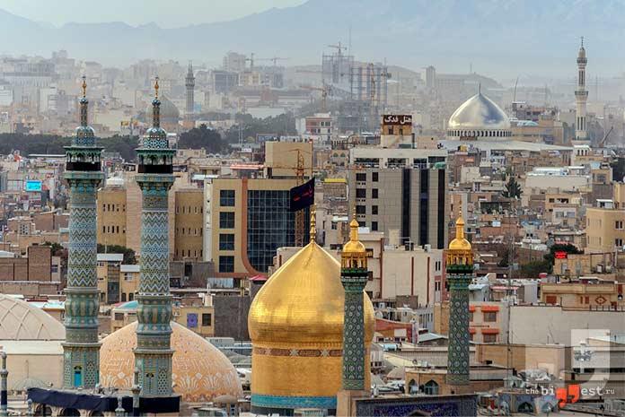 Иран имеет богатые природные ресурсы. сс0