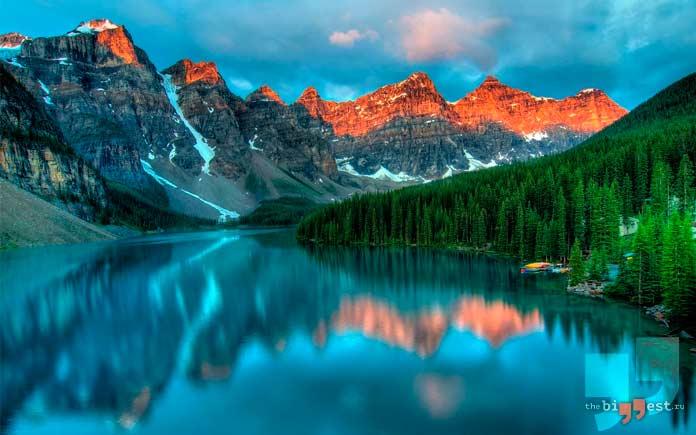 Канада богата природными ресурсами. сс0