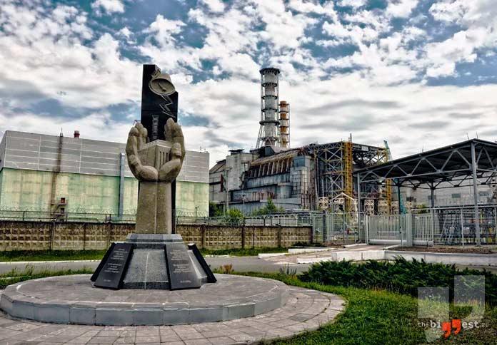 Чернобыльская АЭС. CC0