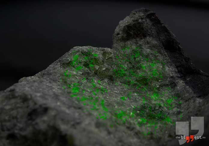 Руда урановая. CC0