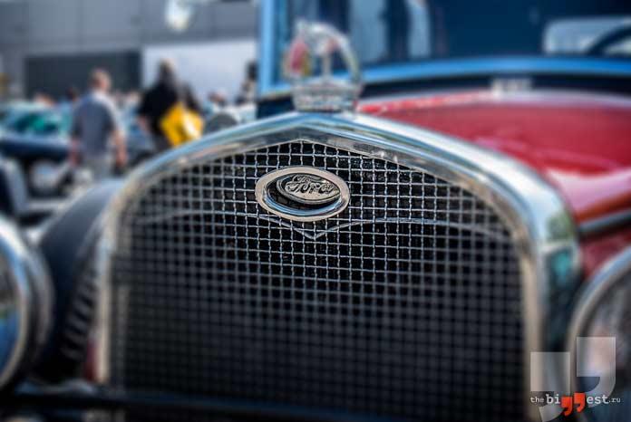 Ford Motors. CC0