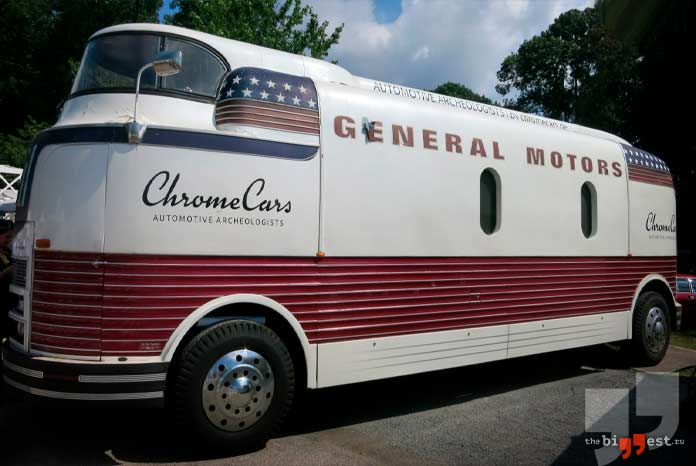 General Motors - одна из самых богатых автомобильных компаний. CC0