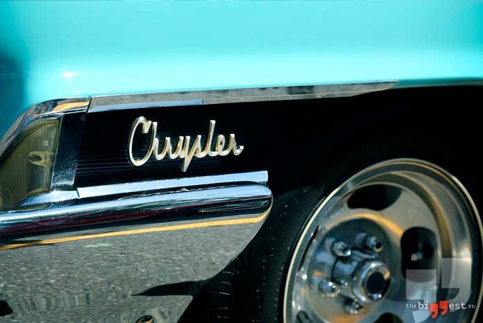 Крайслер - одна из самых богатых автомобильных компаний. CC0