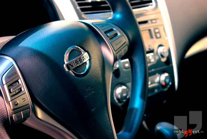 Nissan - одна из самых популярных автомобильных компаний. СС0