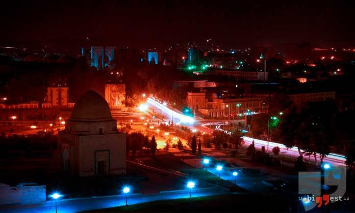 Средняя Азия. CC0