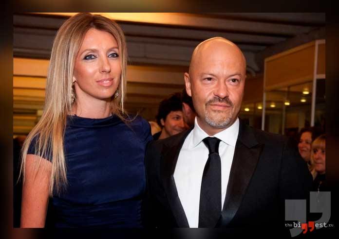 Фёдор и Светлана Бондарчук