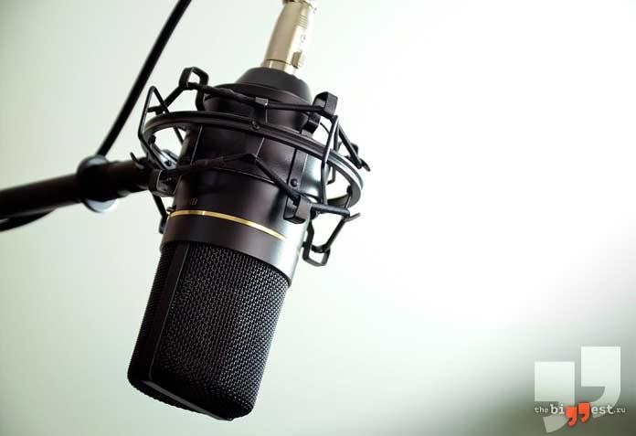 Аллодоксафобия микрофон. CC0