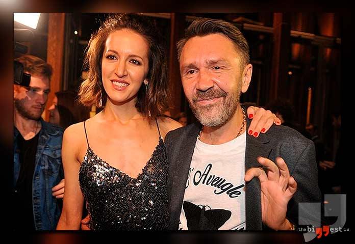 один из самых громких звёздных разводов: Сергей Шнуров иМатильда