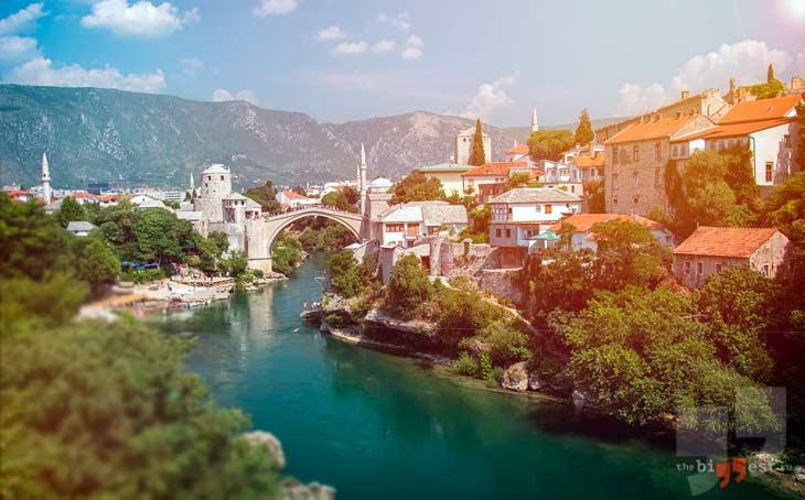 Босния и Герцеговина. CC0
