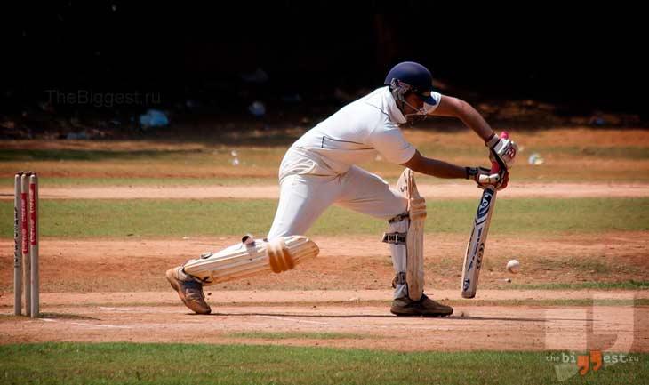 Игра в Крикет. cC0