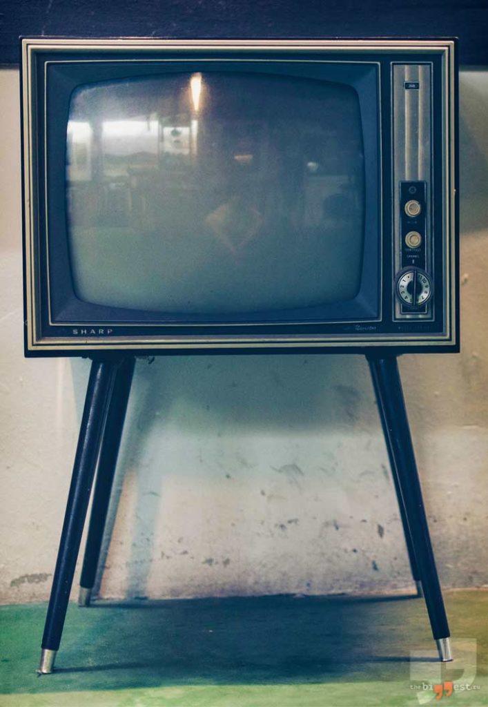 Старый Телевизор. CC0