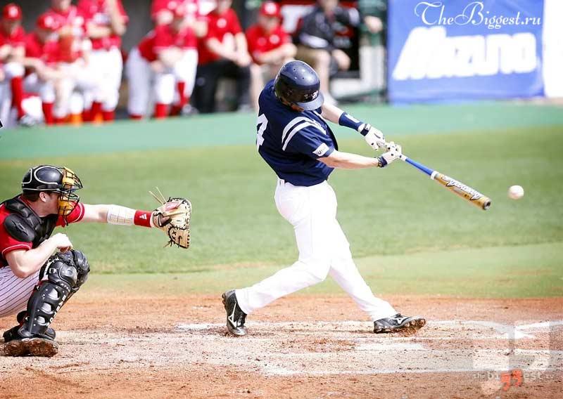 Бейсбол. CC0