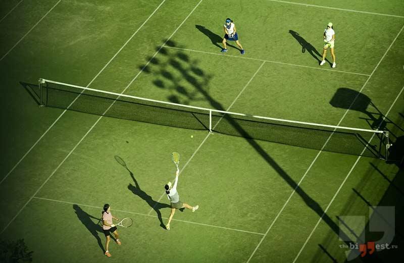 Теннис. CC0